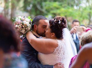 La boda de Tatiana y Fran