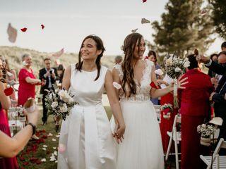 La boda de Laia y Anna