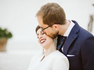 La boda de Maria José y Alberto
