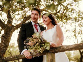 La boda de Pilar y Alex
