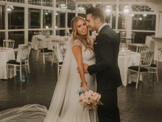 La boda de Rebe y Manu