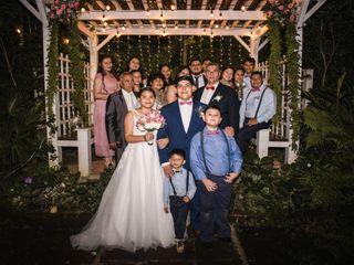 La boda de Kimberly  y Josué  1