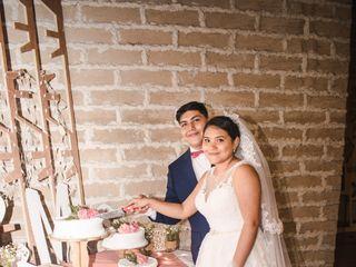 La boda de Kimberly  y Josué