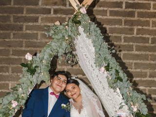 La boda de Kimberly  y Josué  3
