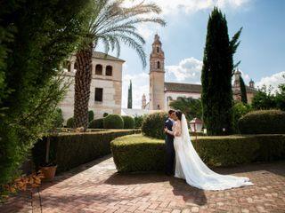 La boda de Roberto y Ana Belén