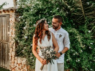 La boda de Elena y Lluís