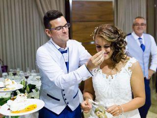 La boda de Eli y Rubén