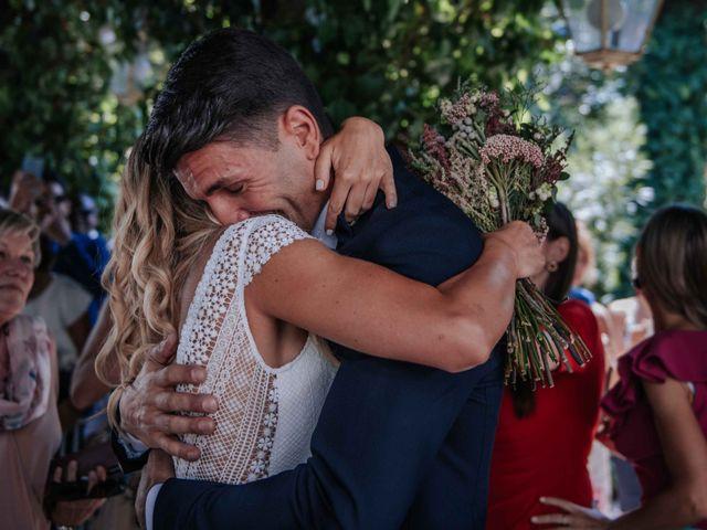La boda de Adrian y Laura en San Juan Mozarrifar, Zaragoza 5
