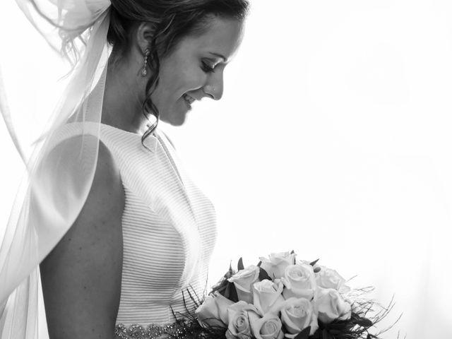 La boda de Sergio y Leticia en Plasencia Del Monte, Huesca 1