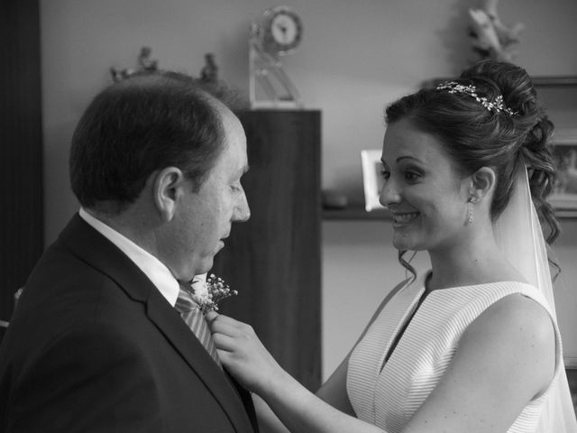 La boda de Sergio y Leticia en Plasencia Del Monte, Huesca 7