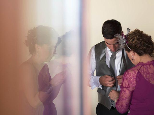 La boda de Sergio y Leticia en Plasencia Del Monte, Huesca 12