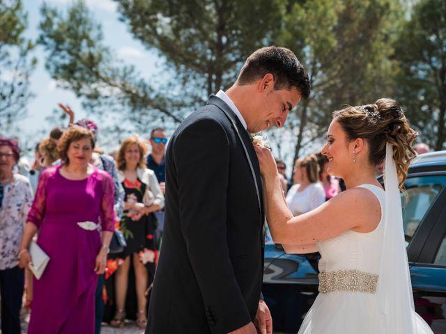 La boda de Sergio y Leticia en Plasencia Del Monte, Huesca 19