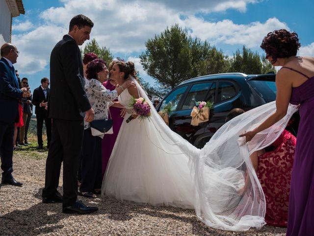 La boda de Sergio y Leticia en Plasencia Del Monte, Huesca 20