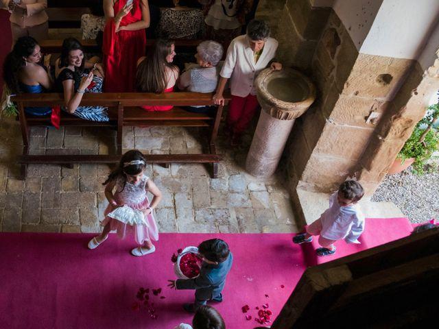 La boda de Sergio y Leticia en Plasencia Del Monte, Huesca 22