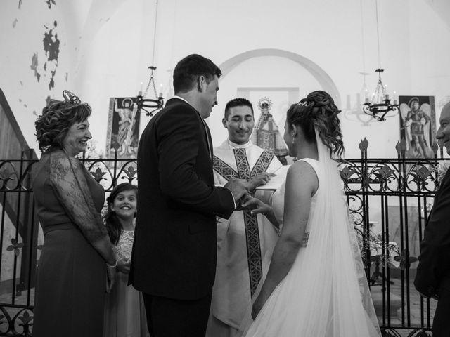 La boda de Sergio y Leticia en Plasencia Del Monte, Huesca 24