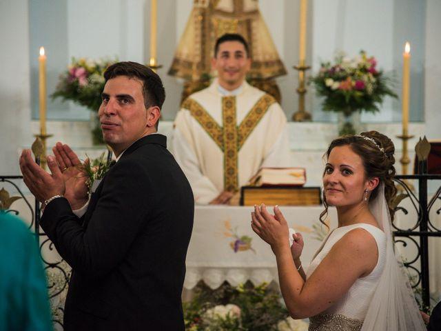 La boda de Sergio y Leticia en Plasencia Del Monte, Huesca 25