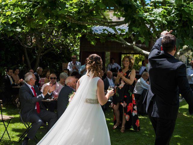 La boda de Sergio y Leticia en Plasencia Del Monte, Huesca 27