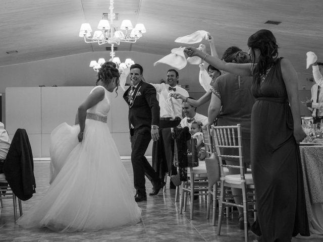 La boda de Sergio y Leticia en Plasencia Del Monte, Huesca 31