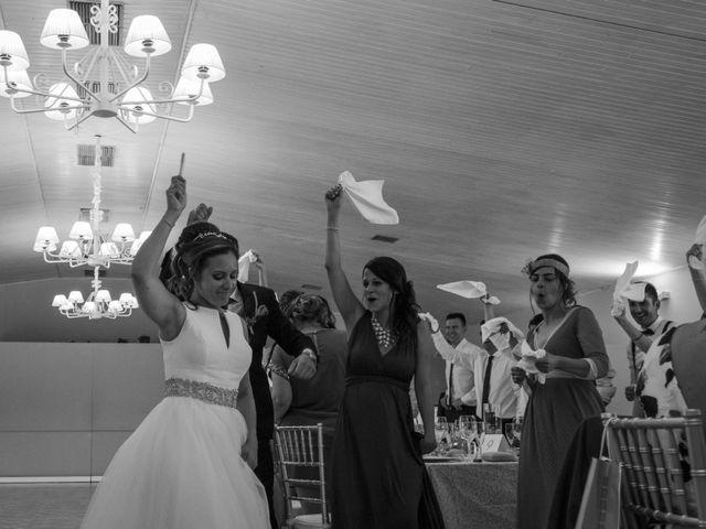 La boda de Sergio y Leticia en Plasencia Del Monte, Huesca 32