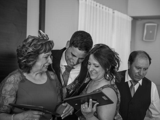 La boda de Sergio y Leticia en Plasencia Del Monte, Huesca 36