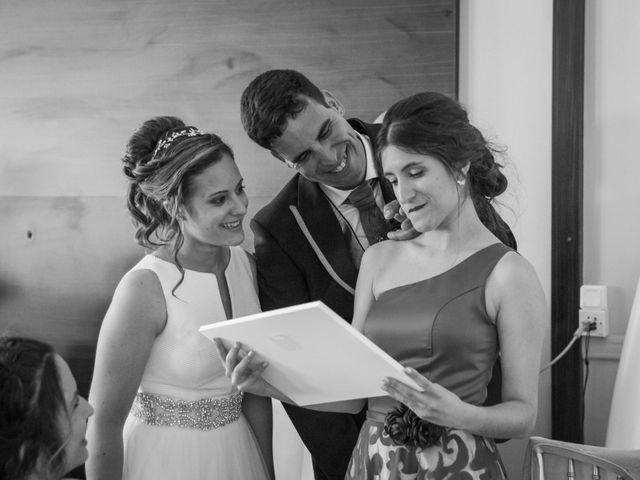 La boda de Sergio y Leticia en Plasencia Del Monte, Huesca 37