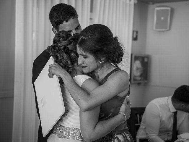 La boda de Sergio y Leticia en Plasencia Del Monte, Huesca 39