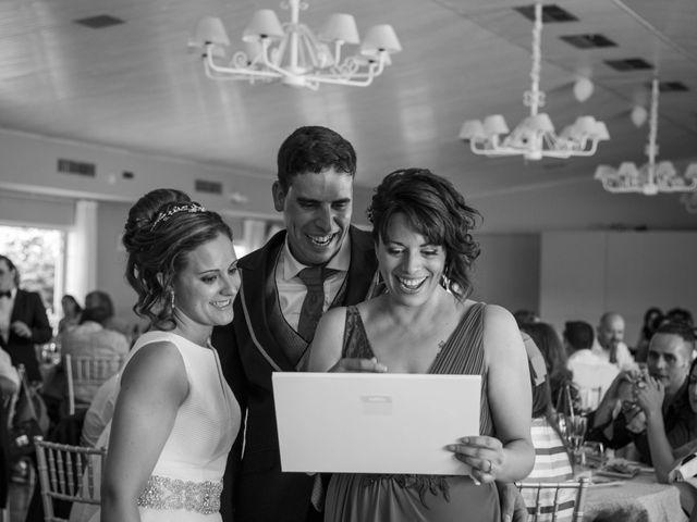 La boda de Sergio y Leticia en Plasencia Del Monte, Huesca 40
