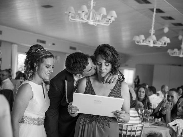 La boda de Sergio y Leticia en Plasencia Del Monte, Huesca 41