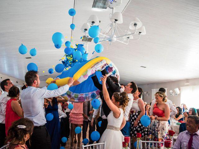 La boda de Sergio y Leticia en Plasencia Del Monte, Huesca 42