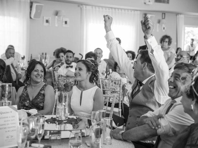La boda de Sergio y Leticia en Plasencia Del Monte, Huesca 43