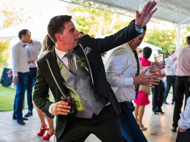 La boda de Sergio y Leticia en Plasencia Del Monte, Huesca 47