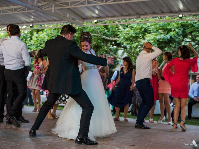 La boda de Sergio y Leticia en Plasencia Del Monte, Huesca 49