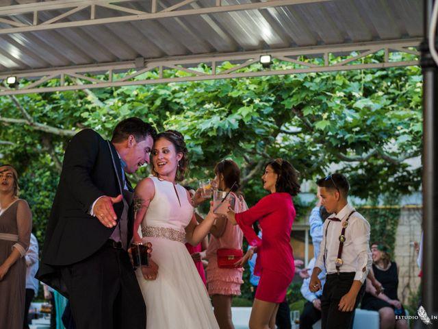 La boda de Sergio y Leticia en Plasencia Del Monte, Huesca 50