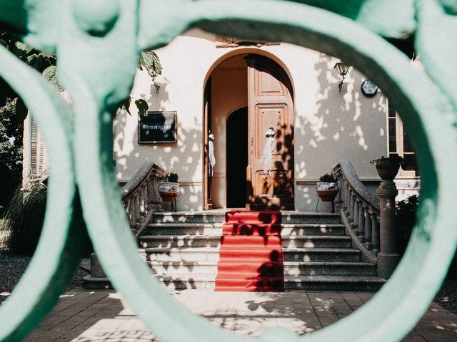 La boda de Roger y Lisa en Santa Maria De Palautordera, Barcelona 7