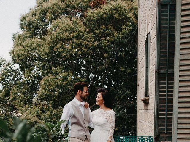 La boda de Roger y Lisa en Santa Maria De Palautordera, Barcelona 28