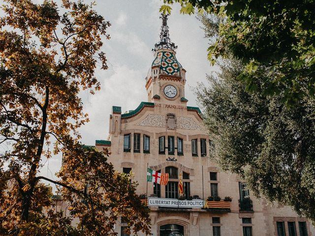 La boda de Roger y Lisa en Santa Maria De Palautordera, Barcelona 35