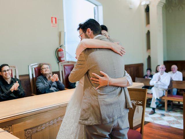 La boda de Roger y Lisa en Santa Maria De Palautordera, Barcelona 38