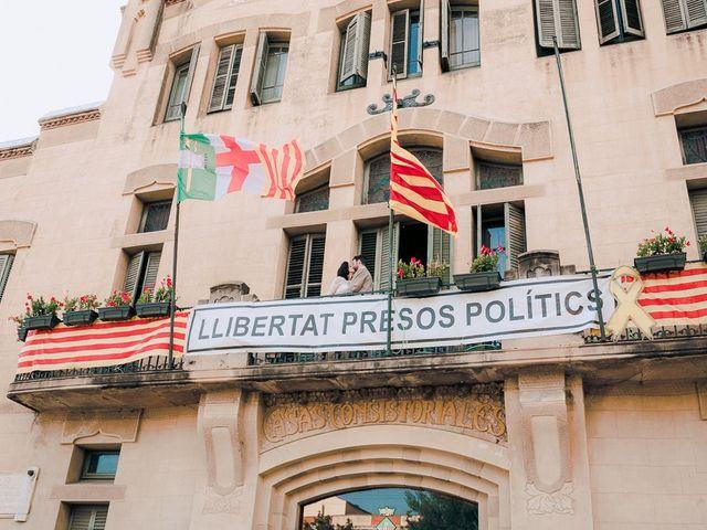 La boda de Roger y Lisa en Santa Maria De Palautordera, Barcelona 40