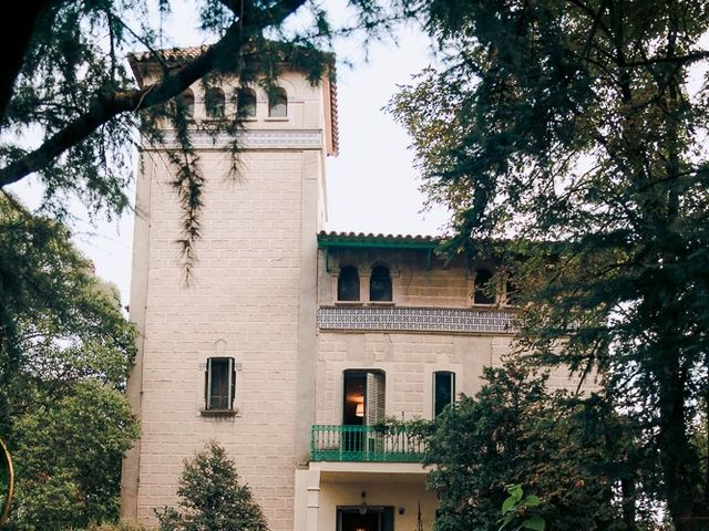 La boda de Roger y Lisa en Santa Maria De Palautordera, Barcelona 42