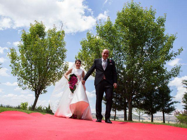 La boda de Alberto y Noelia en Ávila, Ávila 5