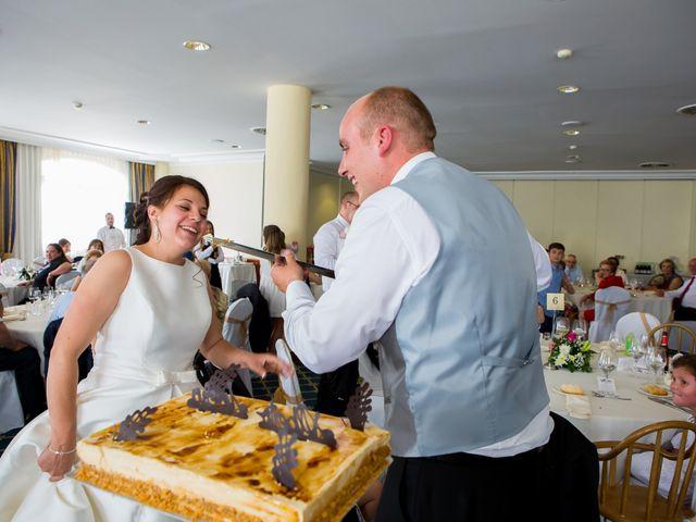 La boda de Alberto y Noelia en Ávila, Ávila 10