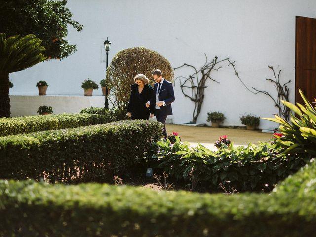 La boda de Alberto y Maria José en Sevilla, Sevilla 39