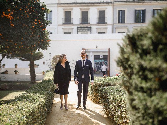 La boda de Alberto y Maria José en Sevilla, Sevilla 40