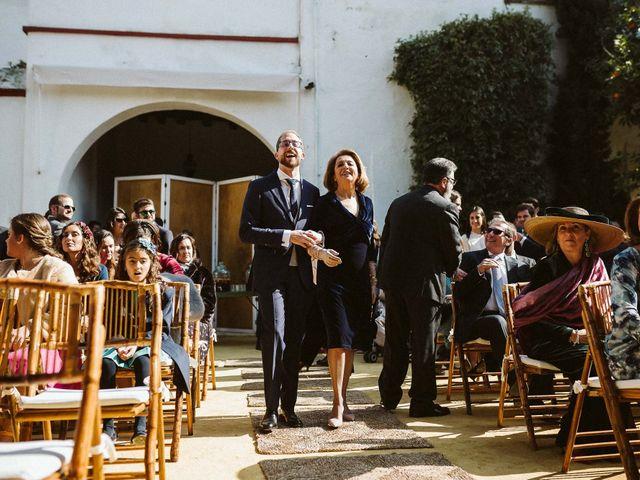 La boda de Alberto y Maria José en Sevilla, Sevilla 42