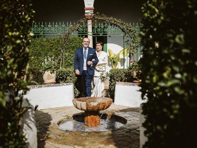La boda de Alberto y Maria José en Sevilla, Sevilla 43
