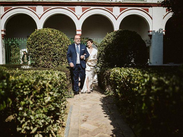 La boda de Alberto y Maria José en Sevilla, Sevilla 44