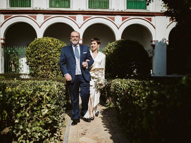 La boda de Alberto y Maria José en Sevilla, Sevilla 45