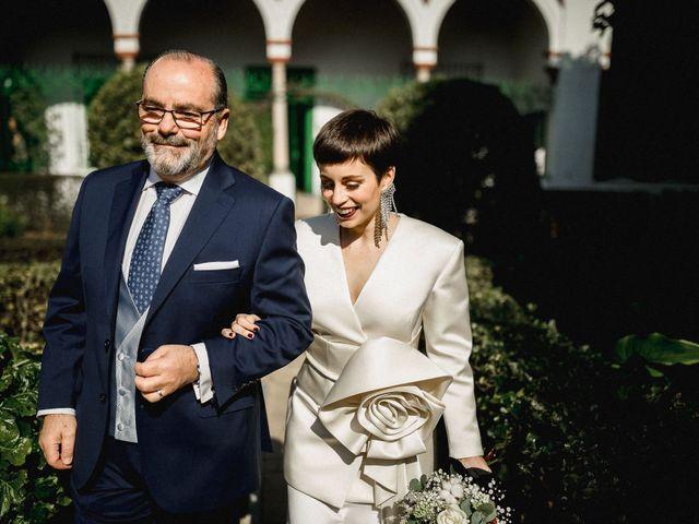 La boda de Alberto y Maria José en Sevilla, Sevilla 46