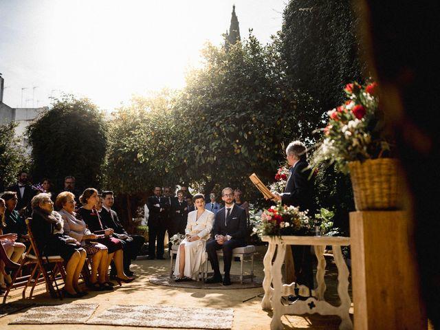 La boda de Alberto y Maria José en Sevilla, Sevilla 51