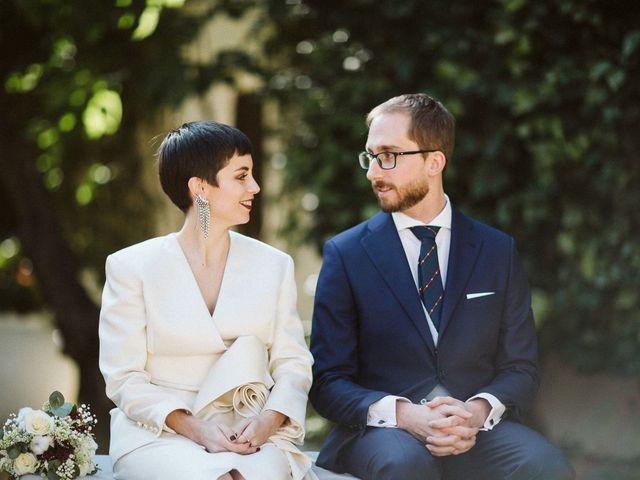 La boda de Alberto y Maria José en Sevilla, Sevilla 56